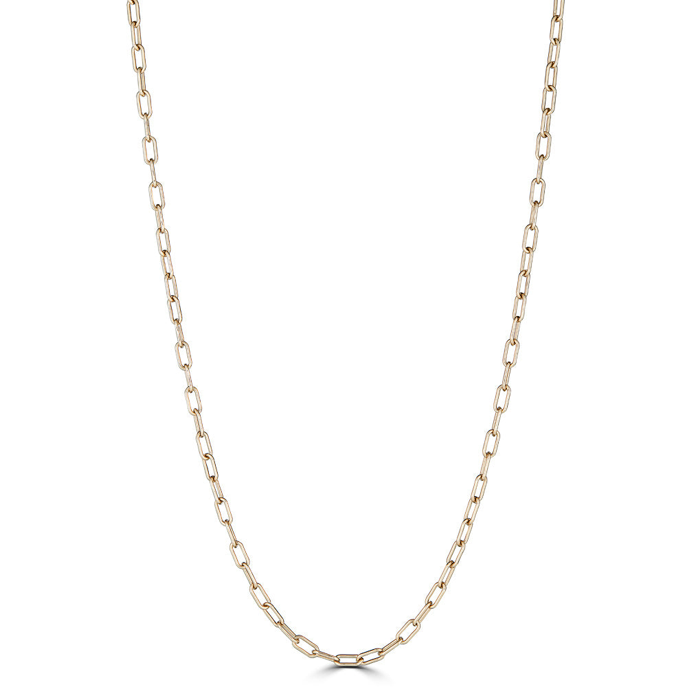 Gold Link Chain Small