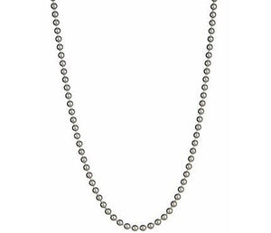 Silver Ball Chain Large