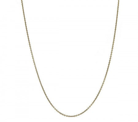 Gold Plated Cable Link Chain