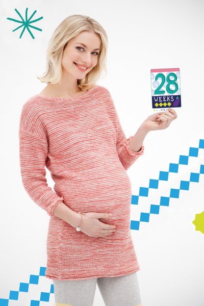 Milestone-vauvakortit - The Pregnancy and Newborn Cards