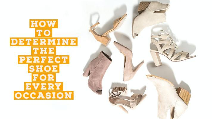 How to Determine the Perfect Shoe For Every Occasion