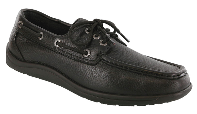 Men's Decksider - Black