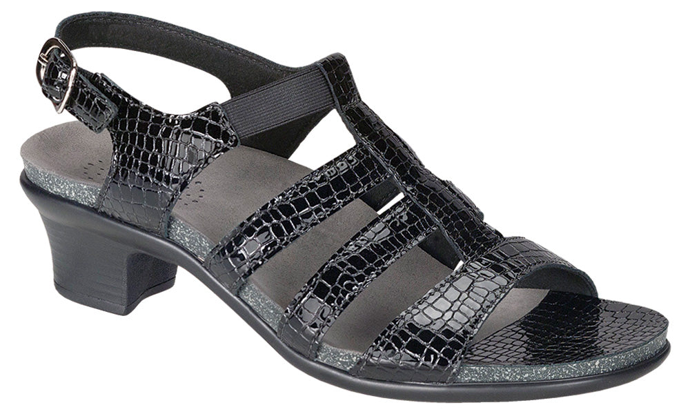 Women's Allegro - Black Croc