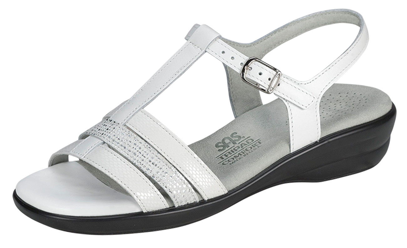 507555ba9fed SAS Albuquerque - Women s Capri - White Multi – SAS Comfort Shoes ...