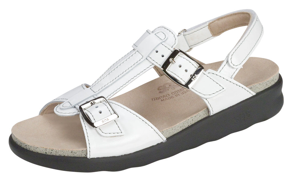 Women's Captiva - White