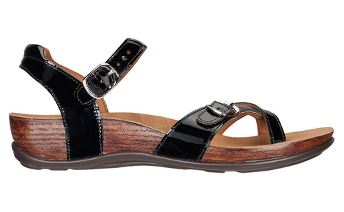 Women's Pampa - Black Patent