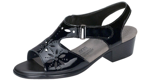 Women's Sunburst - Black Patent