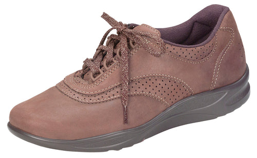 Women's Walk Easy - Chocolate Nubuck