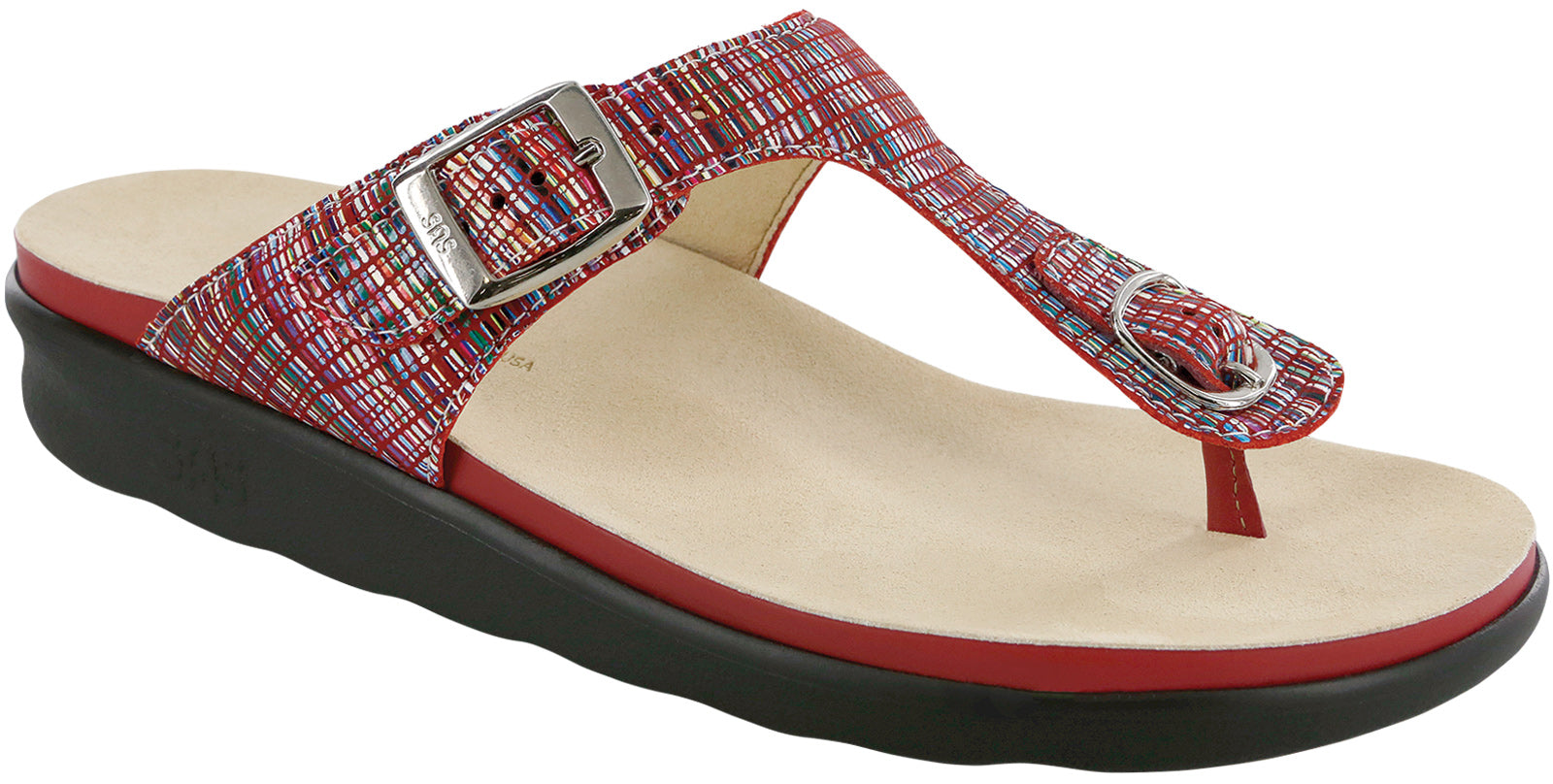 Women's Sanibel - Rainbow Red