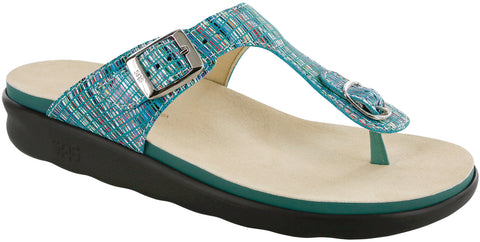Women's Sanibel - Rainbow Teal