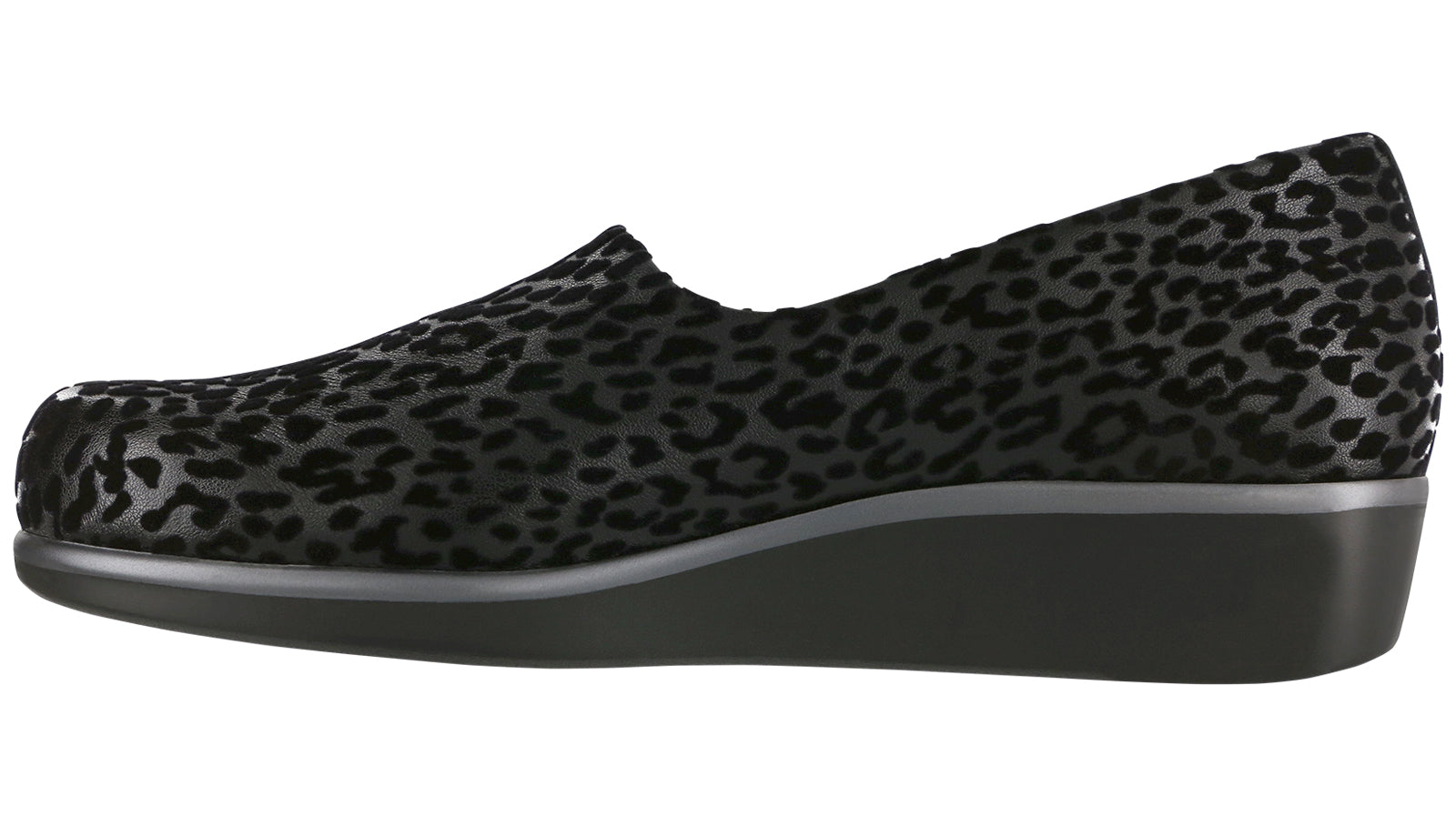 Women's Bliss - Black Leopard