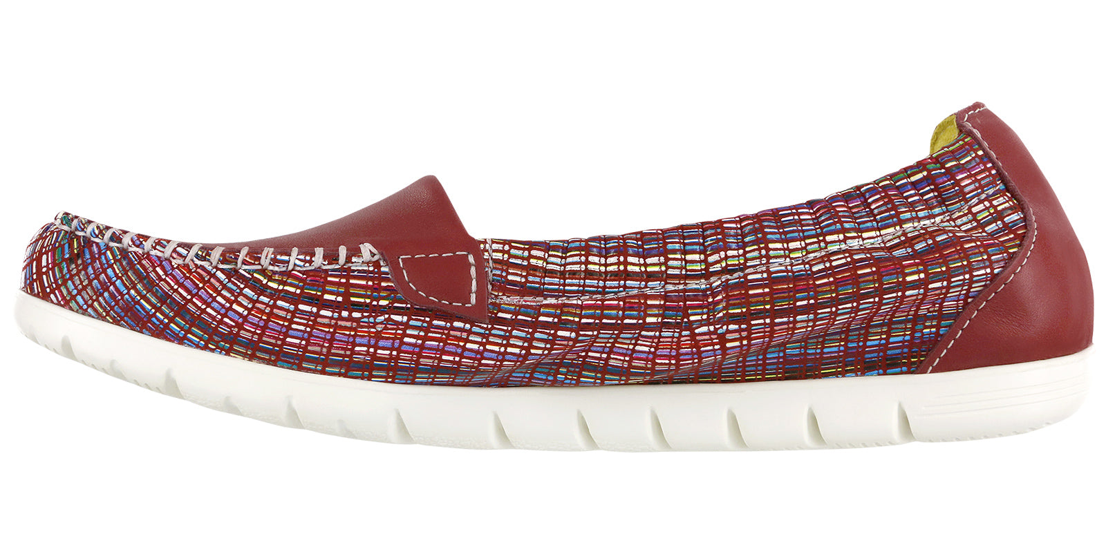 Women's Sunny - Red / Rainbow
