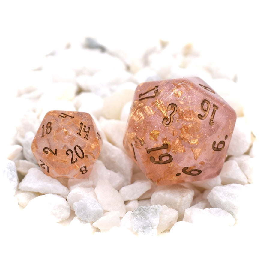 Celestine Dice Set (9 Piece set)