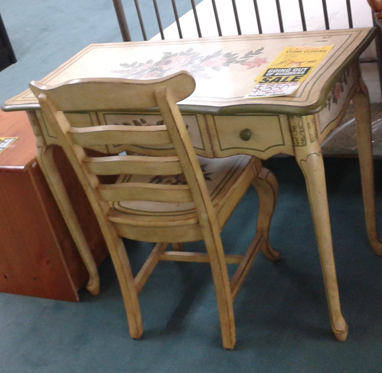 Verde Desk & Chair Set