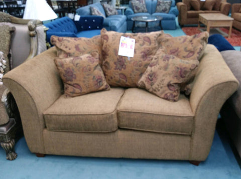 Continental Love Seat CLOSEOUT