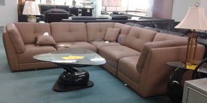 Palliser 5 Pc Sectional