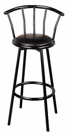 Rounded Bar Stool