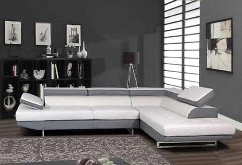 Global 8136 Sectional