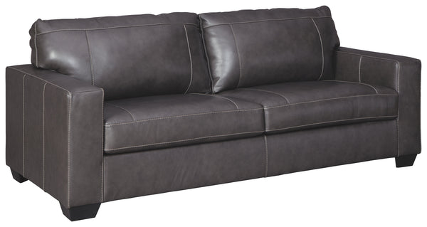 Ashley Morelos Genuine Leather sofas