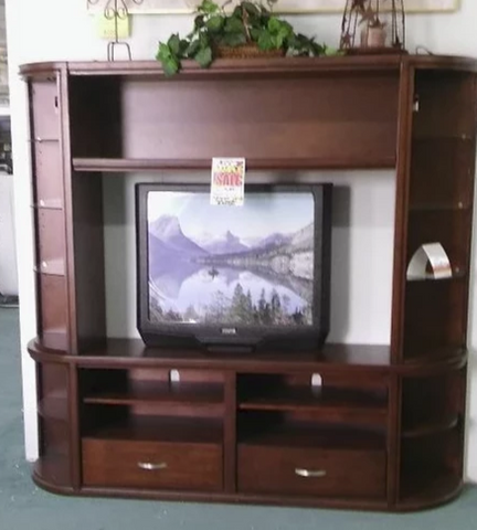 3 Pc Entertainment Center