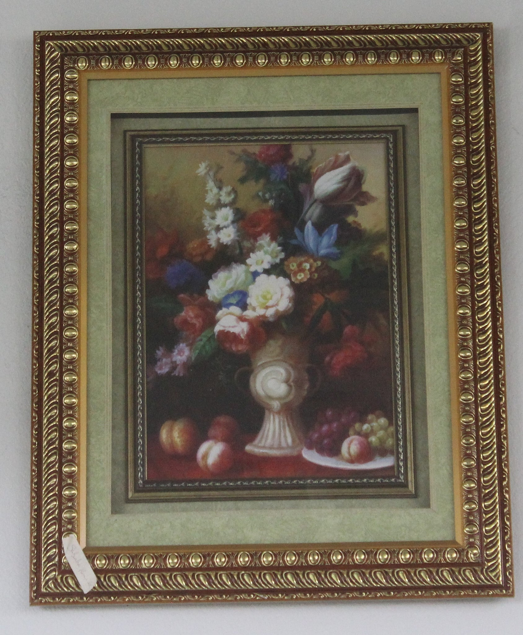 Flowers & Fruits Frame