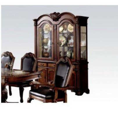 Chateau De Ville China + Hutch CLOSEOUT