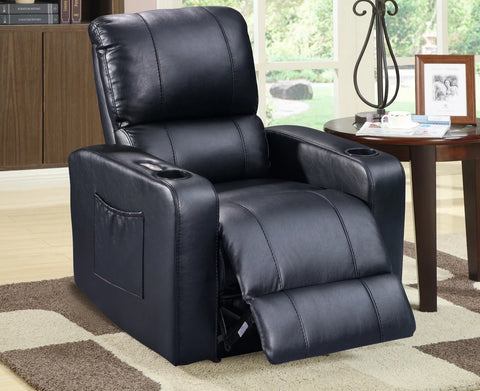 AMLI AIR LEATHER POWER RECLINER