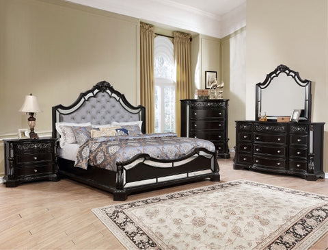 Bankston 5pc Bedroom Suite