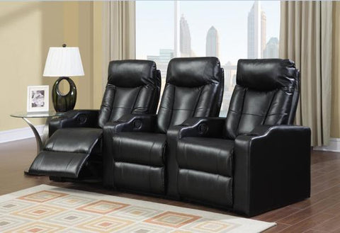 Broadway 3Pc Theater Seating