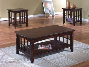 Camino 3 pc Table Set