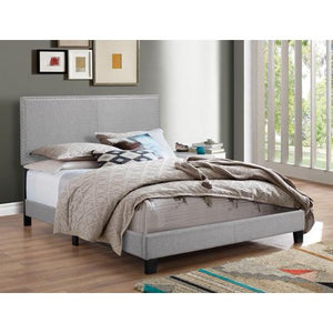 ERIN UPHOLSTERED BED $99