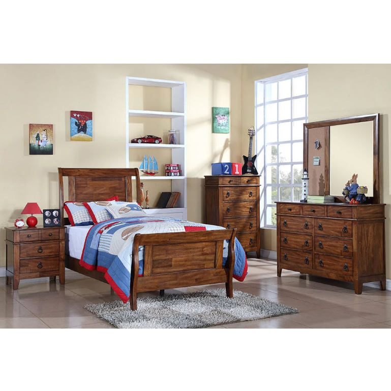 Element Tuscon All wood 5 pc set
