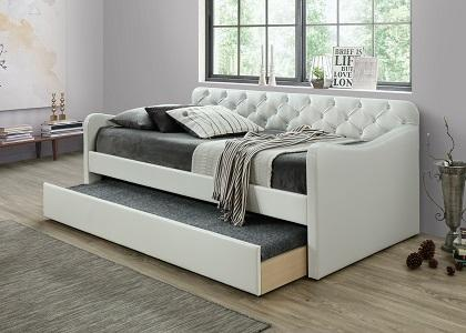 DAISY WHITE DAYBED