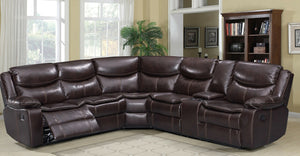 Emerson Reclining Sectional