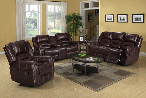 MAVERICK 3PC SOFA SET