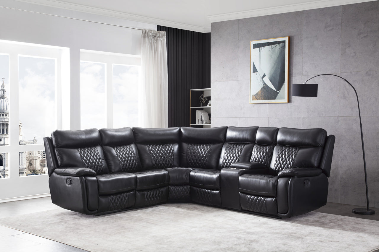 TORUS RECLINING SECTIONAL