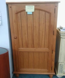 Computer Armoire All Wood CLOSEOUT
