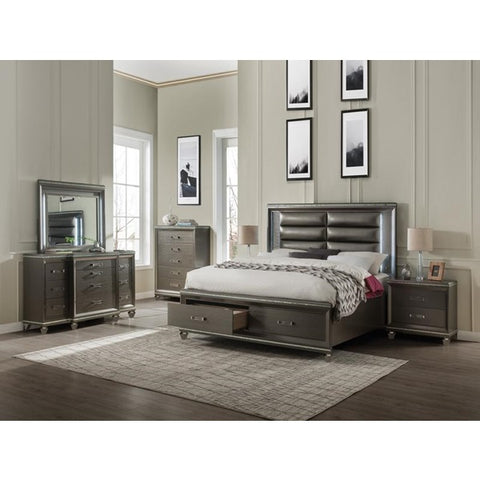 SADIE STORAGE QUEEN BED SALE