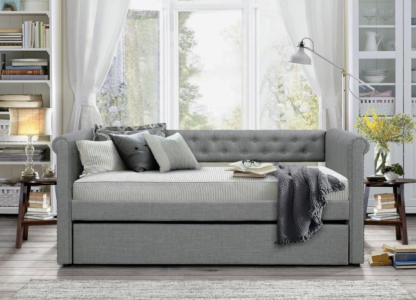 Edmund Daybed W/ Trundle