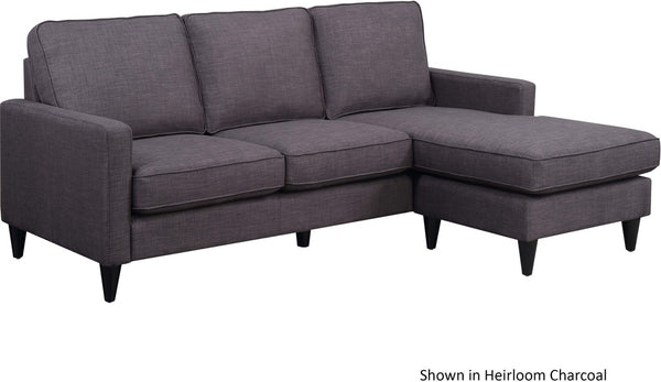 ELEMENT INTERNATIONAL LIVING ROOM NOAH SECTIONAL SOFA