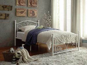 Pallina Metal Bed Frame