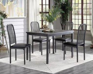 Tripp 5 Pc Dining Set