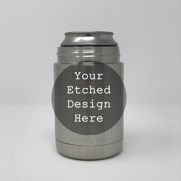 12oz - Custom Engraved YETI Colster