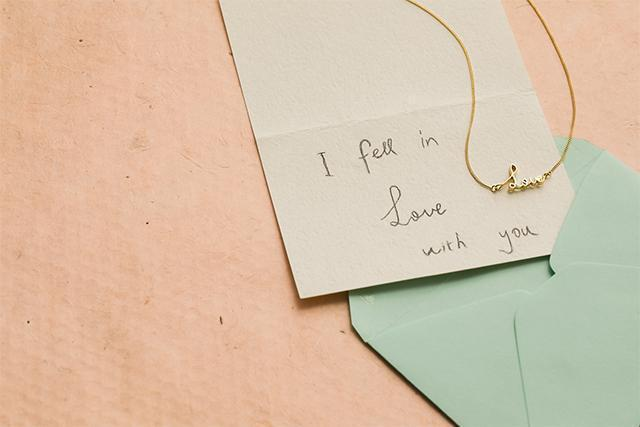 How to Design Your Own Handwriting Jewelry-CapsulJewelry.com