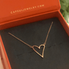 Custom Heart Necklace