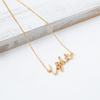 Light Signature Necklace