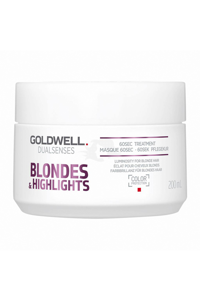 Goldwell Dualsenses Blondes & Highlights 60Sec Treatment