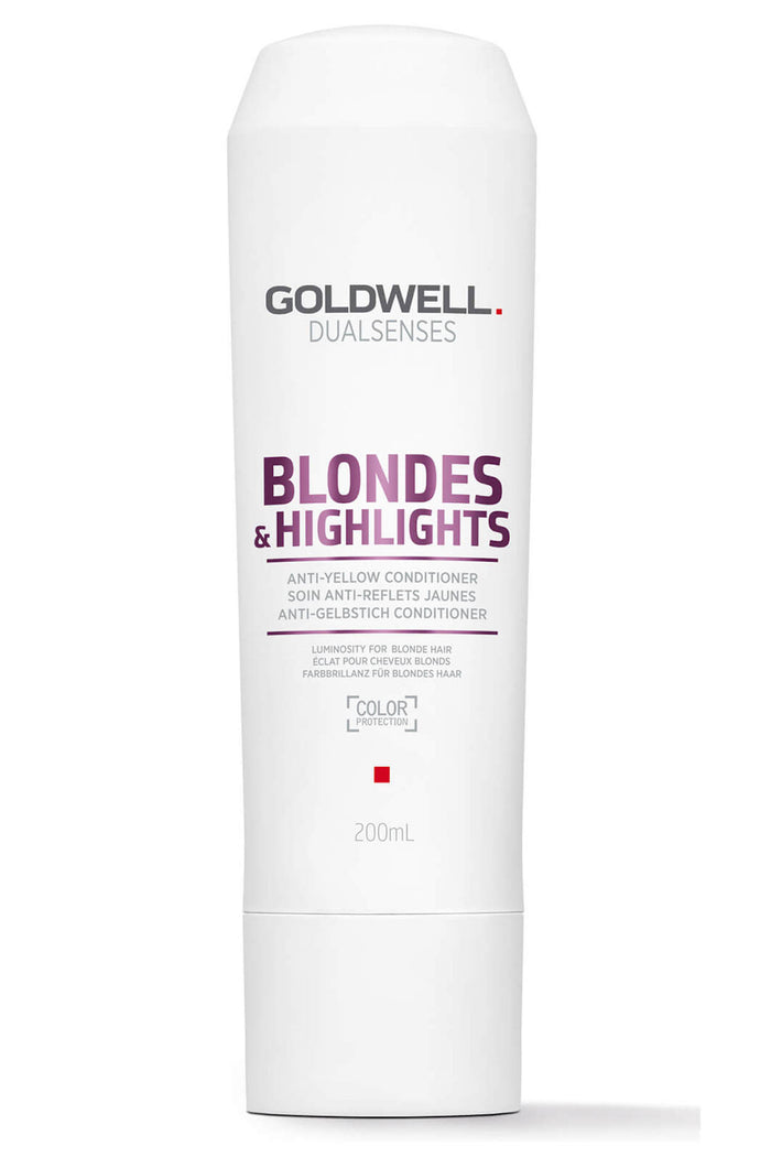 Goldwell Dualsenses Blondes & Highlights Anti-Brass Conditioner
