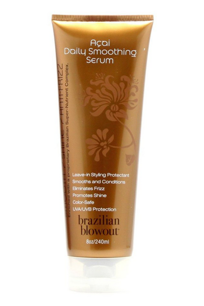 Brazilian Blowout Acai Daily Smoothing Serum - Glamalot