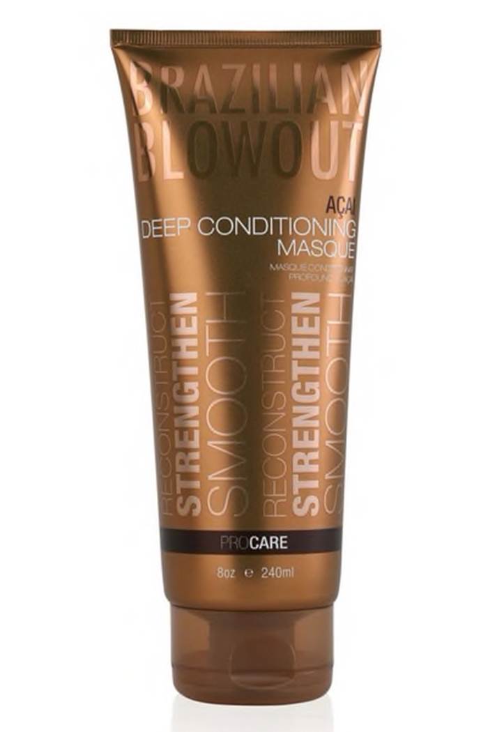 Brazilian Blowout Acai Deep Conditioning Masque - Glamalot
